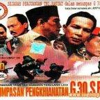 Kesan Menonton Film Pengkhianatan G30S/PKI versi Pemerintah Orde Baru